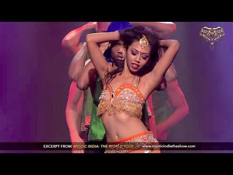 "Bollywood Dance Performance to ""Lovely"" from Happy New Year by Mystic India: The World Tour"