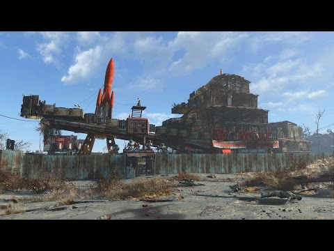 Video Clip Hay WORLD S BIGGEST BASE Fallout 4YTN8g3oXzw8