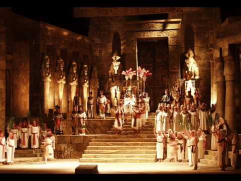 Verdi Aida Opera