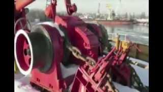 Швартовное устройство судов типа