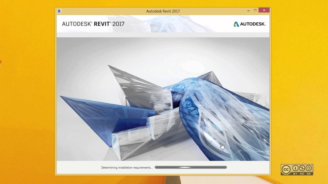 Autodesk Revit 2017 - Installation