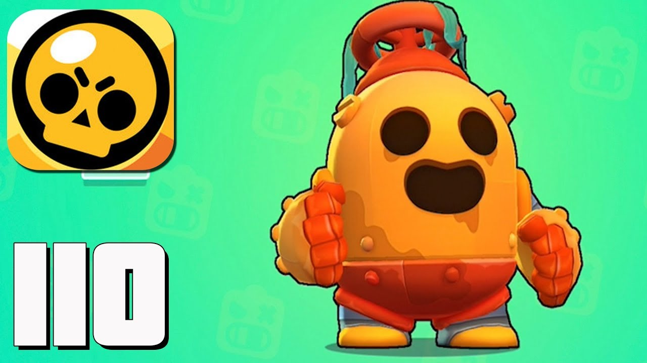 Brawl Stars - Gameplay Part 110 - Robo Spike(iOS, Android)