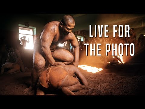 Are you living for the photo? (From a travel photographer)