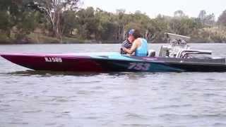 Blown 468 BBC Kachina Jet Boat