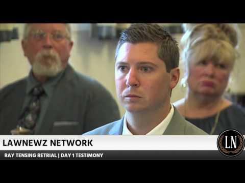 Ray Tensing Retrial Day 1 Officer Philip Kidd Testifies 06/08/17