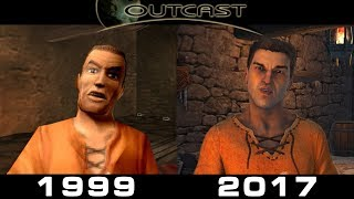 Outcast: Original (1999) vs Remake (2017) Compared