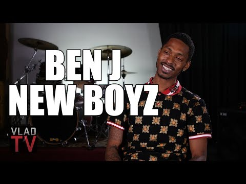 Ben J on Meeting Legacy and Forming New Boyz, Dressing Like White Kids (Part 1)