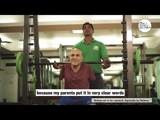 Vikram Agnihotri, Limca Book of Records 2018 Record Holder