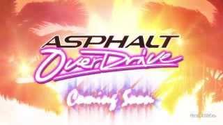 Asphalt Погоня (Overdrive) - тизер-трейлер игры