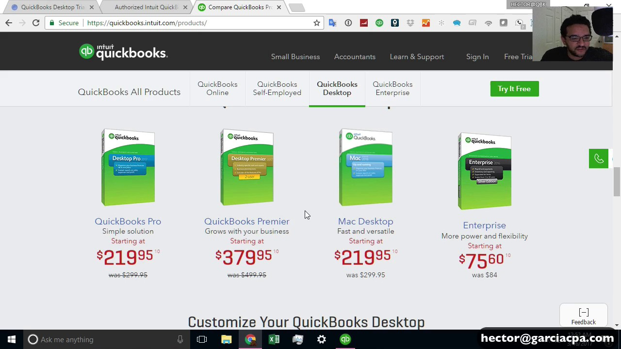 Download Quickbooks Desktop 2017 For Free 30 Trial Of Accountant