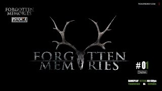 #01 FORGOTTEN MEMORIES: Alternate Realities - iOS Traducido Español ★Gameplay