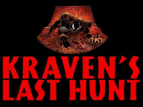 Kraven Last Hunt Motion Comic Trailer
