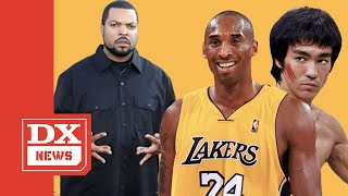 Ice Cube Compares Kobe Bryant To Bruce Lee