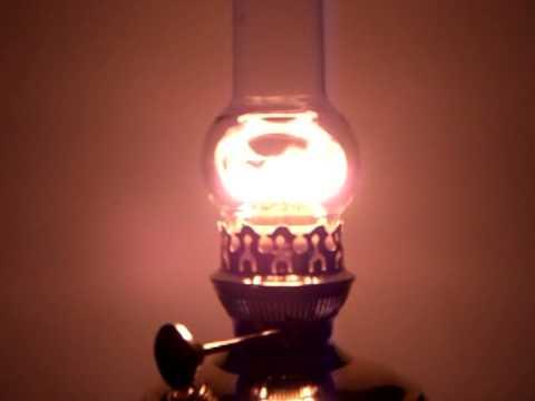 15''' Matador Zentralluftzug Petroleumlampe; central draft oil ...