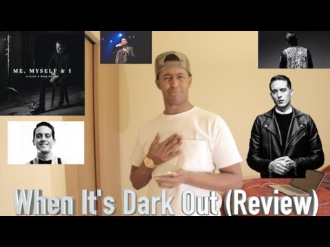 G-Eazy - When It's Dark Out (BEST Review/Reaction) (Foreign Edition)