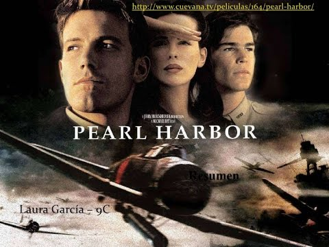 Pearl Harbor, pelicula completa.