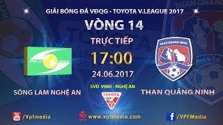 Song Lam Nghe An vs Than Quang Ninh full match
