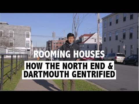 Rooming Houses: How the North End and Dartmouth Gentrified