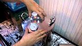 Мельница для солода. 3 Вальцовая мельница для солода - YouTube