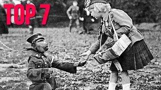 TOP 7 příběhů zvířat, co válčili ve světové válce