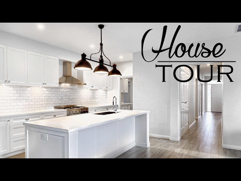 DREAM HOME EMPTY HOUSE TOUR!