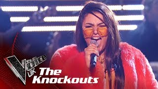 Tai performs 'Jolene' in Round 1 of The Knockouts on The Voice UK 2...