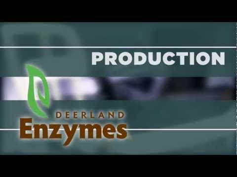 Deerland Enzymes - Contract Manufacturing