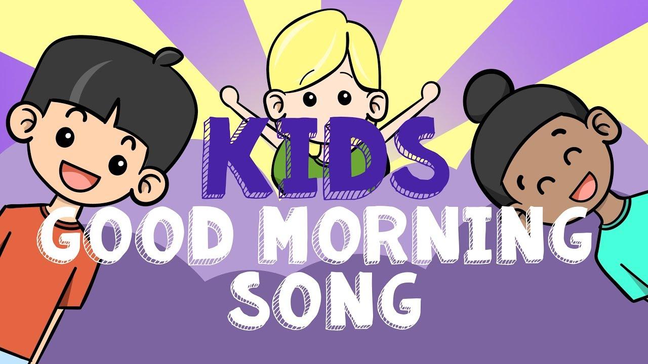 Good Morning Song | Kids English TV Show - YouTube