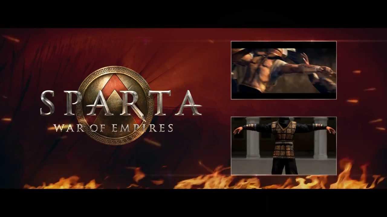 Sparta War Of