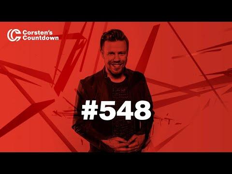 Corsten's Countdown 548 - Corsten's Countdown Yearmix of 2017
