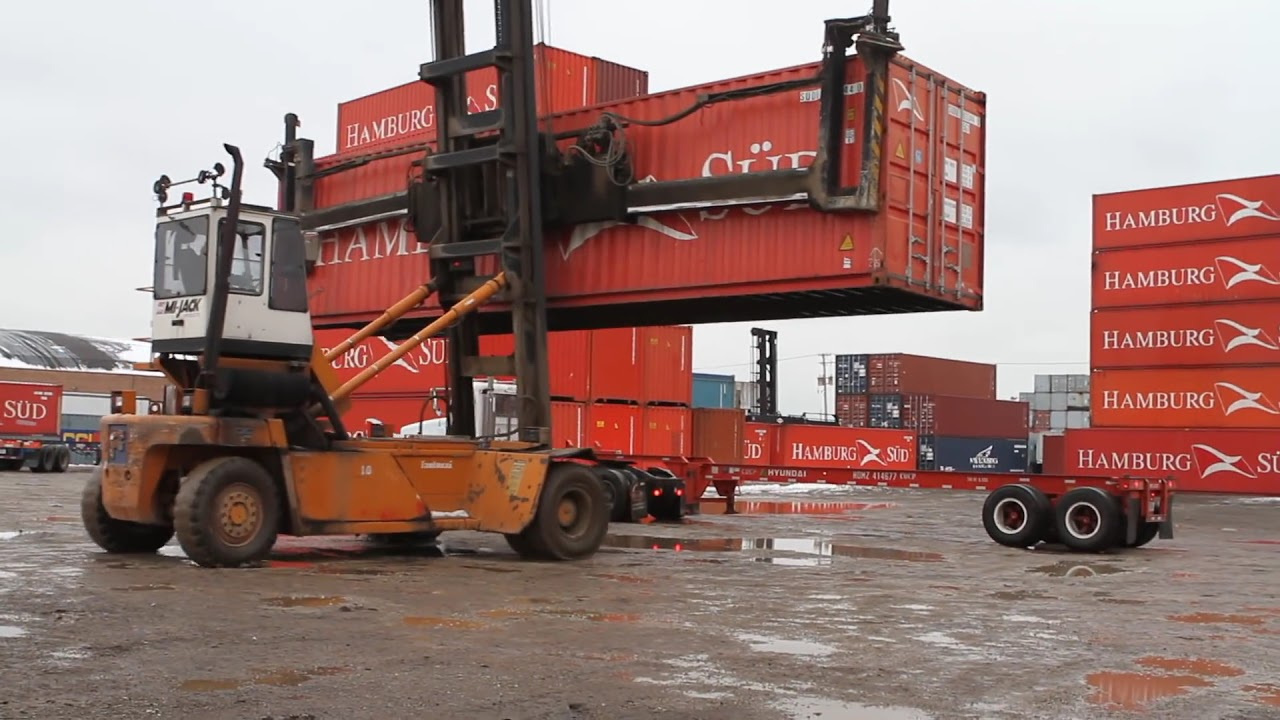 Video Fantuzzi Container Handler (4)  Juan Cordoba 00:29 HD