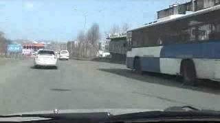 Петропавловск-Камчатский Автостанция, Обл. библиотека