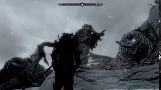 The Elder Scrolls V: Skyrim Прохождение 7: Драконоборец