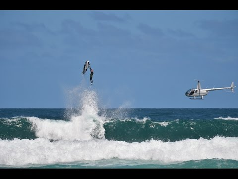 Yamaha Rip'N Ride 8 Cronulla Jet Ski Surf Freestyle