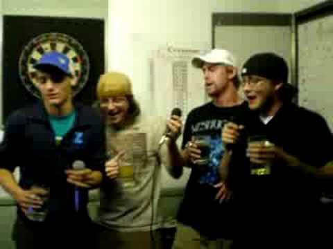 gardner boys karaoke