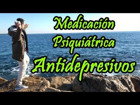 Efectos Secundarios De La Medicación Psiquiátrica Y Los Antidepresivos