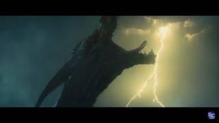 HD King Ghidorah Arrives in Boston - Godzilla: King of the Monsters