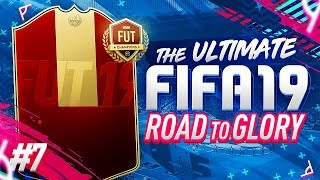 MY FIRST WEEKEND LEAGUE REWARDS OF THE YEAR!!! FIFA 19 RTG EP07