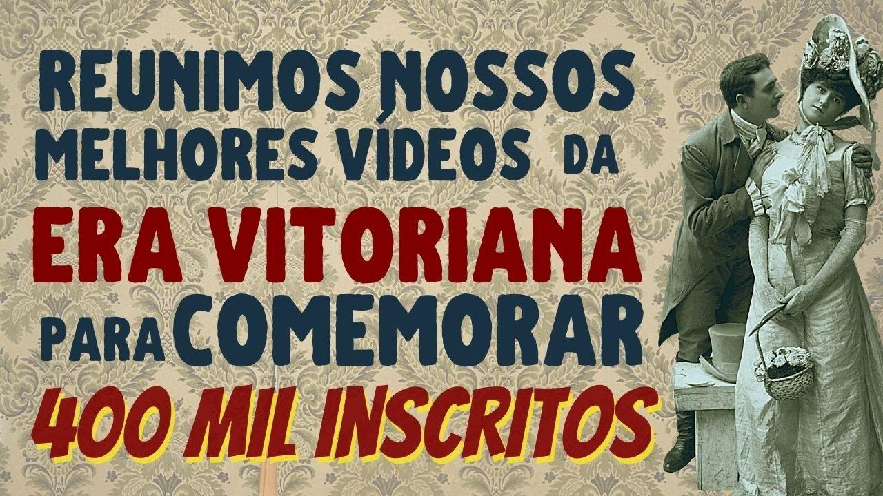 Compilação da ERA VITORIANA: comemorando 400 mil inscritos no canal!