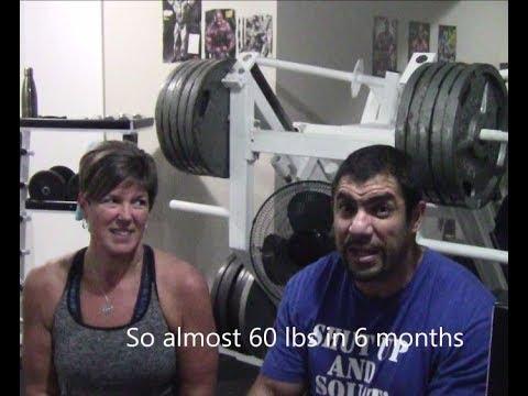 Ottawa Personal Trainer - 6 months Progress