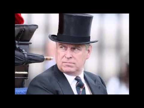 Queen Elizabeth Collapses Over Prince Andrew Sex Slave Scandal