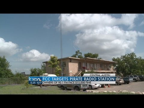 FCC targets pirate radio station