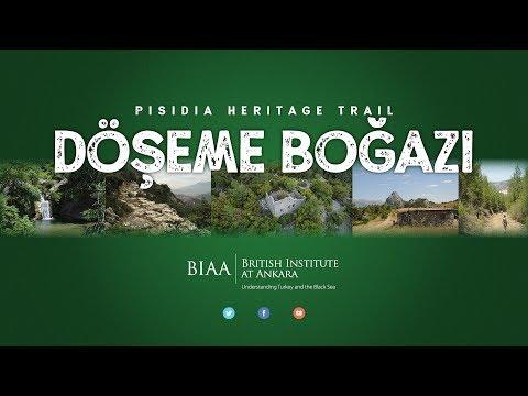Pisidia Heritage Trail (1) Doseme Bogazi