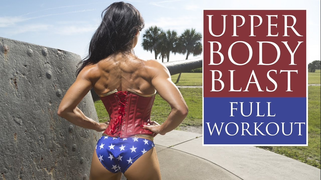 Upper Body Tone and Shape Workout