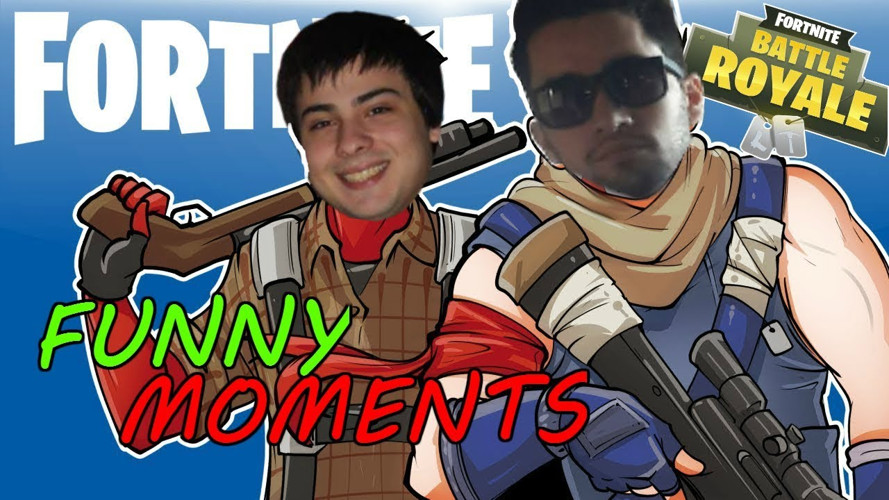 FORNITE: (BATTLE ROYALE) - FUNNY MOMENTS | EL TAMAÑO IMPORTA?