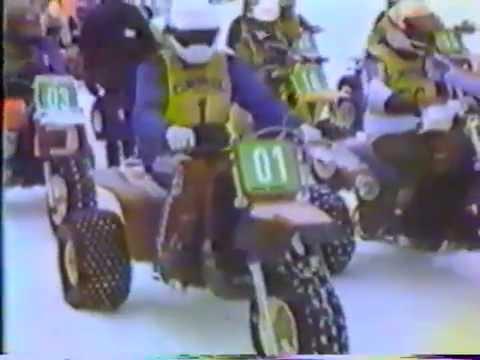 Championnats de France de Trike - Les Gets (1986)