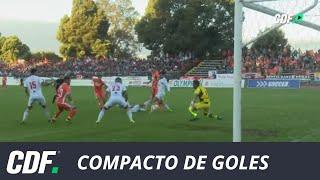 Deportes Valdivia 2 - 3 Cobreloa | Campeonato As.com Primera B 2019 | Fecha 9 | CDF