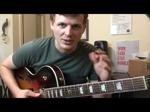 Gospel Neosoul R&B Guitar -  Chord Melody Lesson (Todd Pritchard)