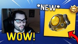 Dakotaz First Time Using *NEW* Port-A-Fortress! (LEGENDARY) | Fortnite Highlights & Funny Moments