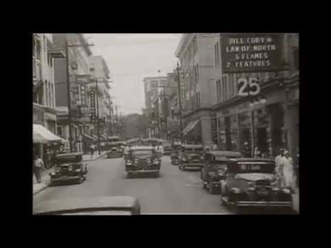 The First Bluegrass Music Festival - Asheville 1929